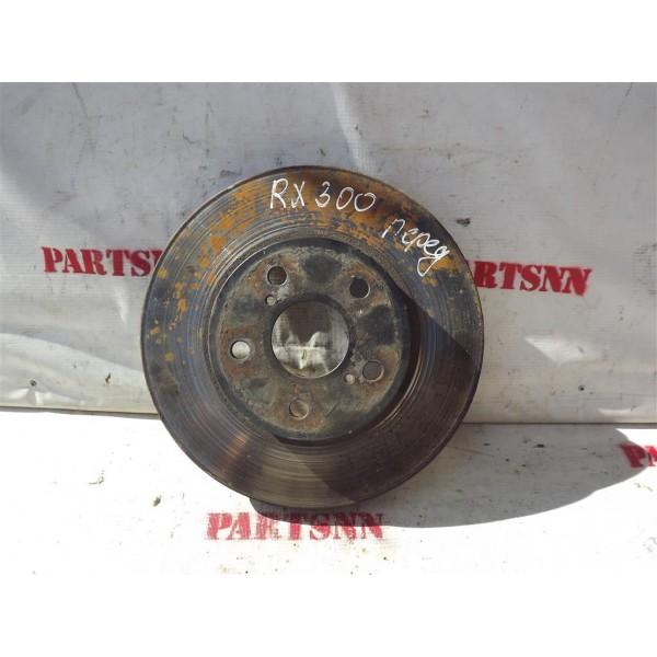 Диск тормозной передний  Lexus RX 300 (1998-2003)
