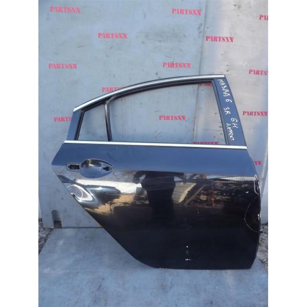 Дверь задняя правая  Mazda Mazda 6 (GH) 2008-2013